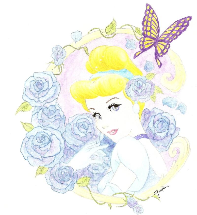 Fan-Arts sur Cendrillon (Cinderella) Cinder31