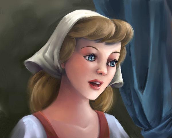 Fan-Arts sur Cendrillon (Cinderella) Cinder33
