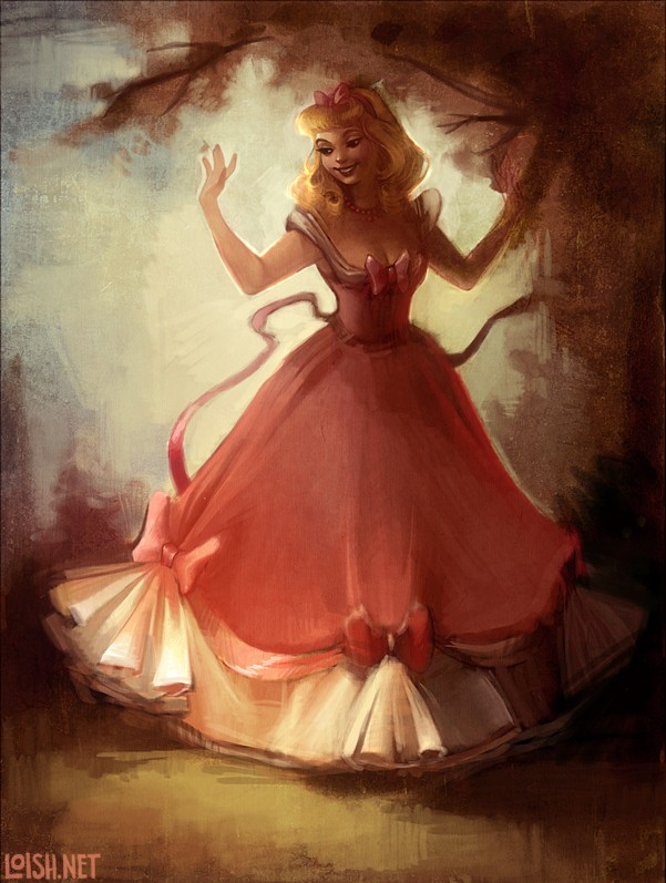 Fan-Arts sur Cendrillon (Cinderella) Cinder34