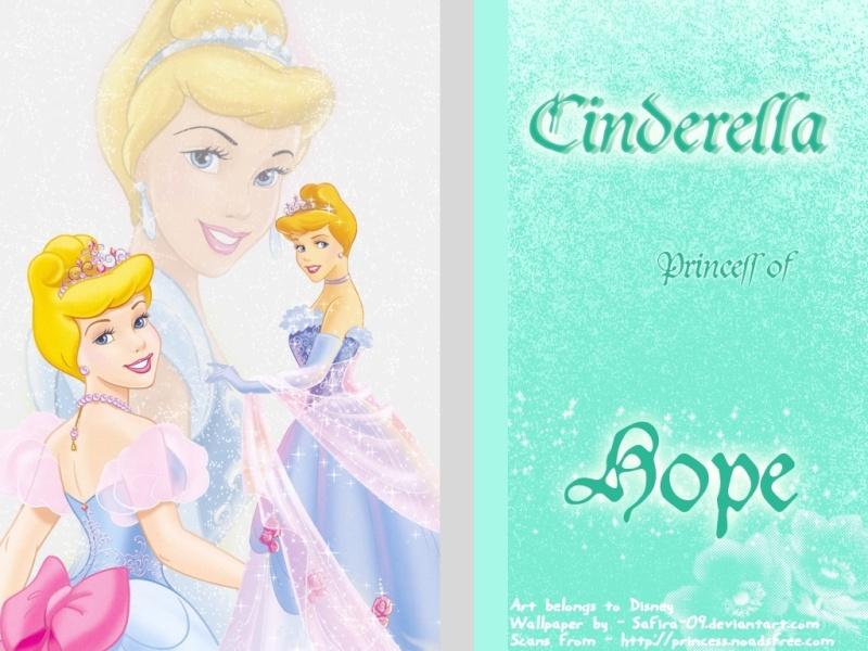 Cendrillon (Cinderella) Disne125