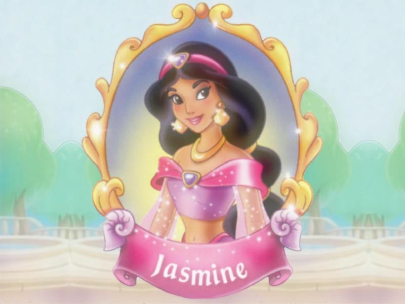 Wallpapers sur la Princesse Jasmine et Aladdin (Aladdin) Disne147