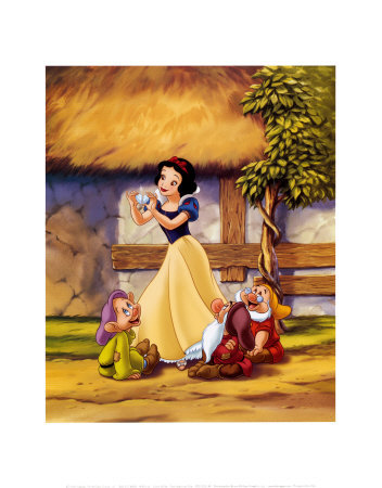 Blanche-Neige et les 7 nains (Snow White and the seven dwarfs) Fpfd1311