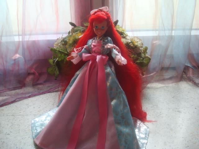 Ma collection des poupées des films de DISNEY - Page 2 Lady_221