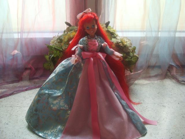 Ma collection des poupées des films de DISNEY - Page 2 Lady_223