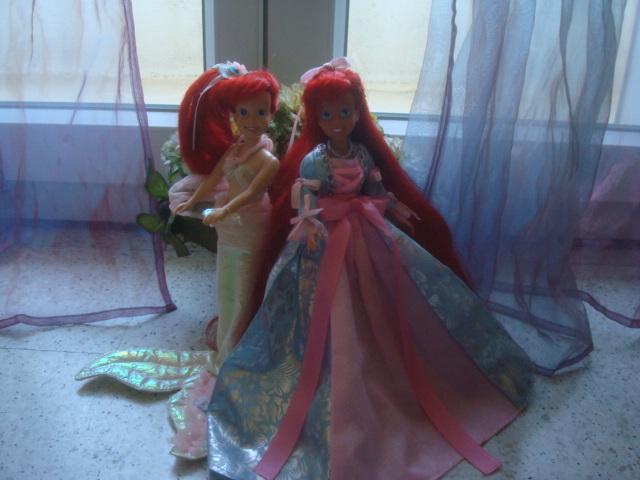 Ma collection des poupées des films de DISNEY - Page 2 Lady_226
