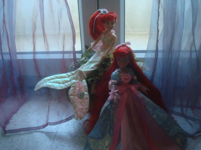 Ma collection des poupées des films de DISNEY - Page 2 Lady_227