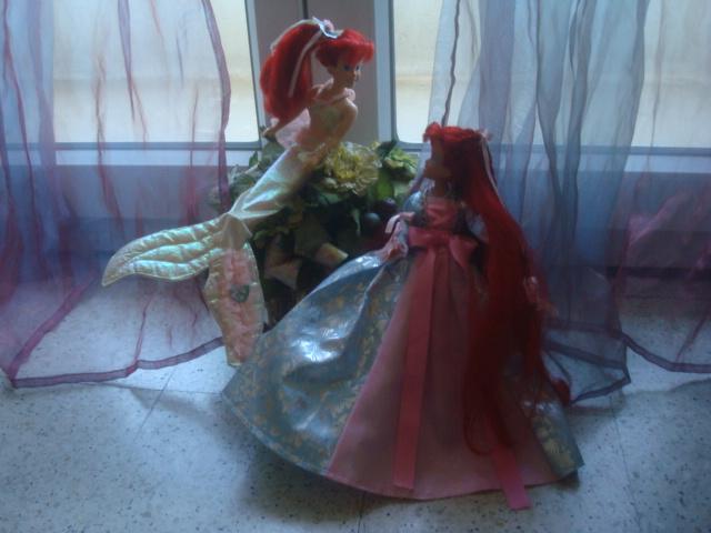 Ma collection des poupées des films de DISNEY - Page 2 Lady_228