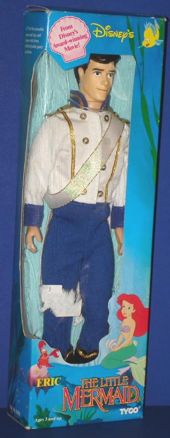 Ma collection des poupées des films de DISNEY - Page 2 Mermai11