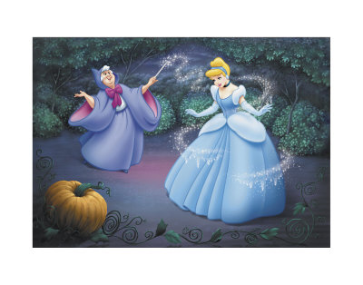 Cendrillon (Cinderella) Pfd21010