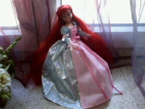 Ma collection des princesses Disney Photo017