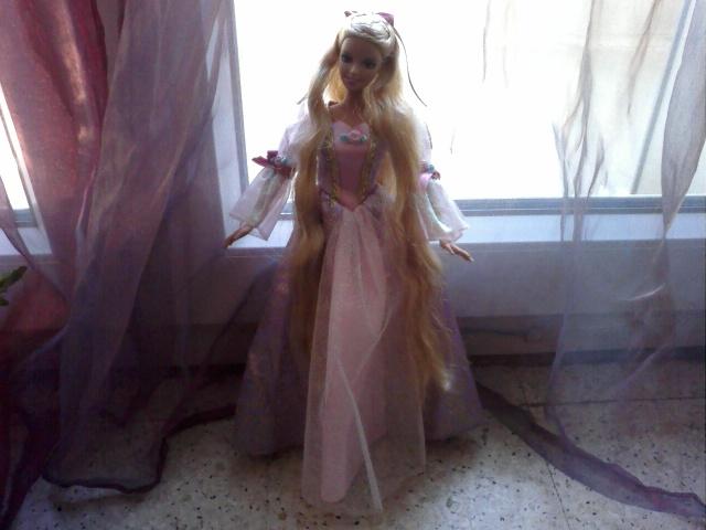 Ma Collection de Princesses Barbie Photo025