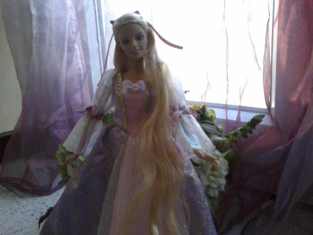 Ma Collection de Princesses Barbie Photo035
