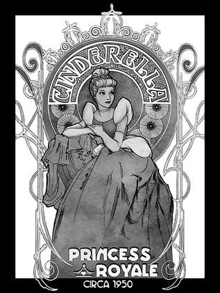 Fan-Arts sur Cendrillon (Cinderella) Prince81