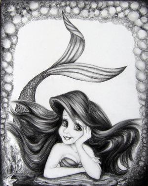 Déssins sur La Petite Sirène de The Little Mermaid !!! Prince93