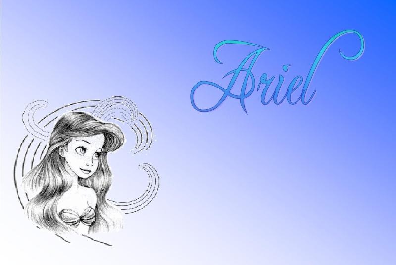 Déssins sur La Petite Sirène de The Little Mermaid !!! Prince95