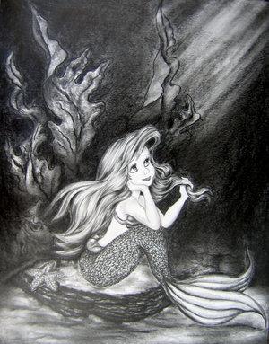 Déssins sur La Petite Sirène de The Little Mermaid !!! Prince96