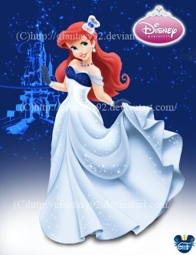 Déssins sur La Petite Sirène de The Little Mermaid !!! Prince98