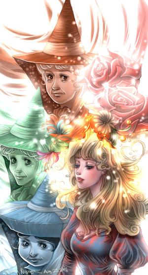 Dessins sur Sleeping Beauty (La Belle Au Bois Dormant) Sleep131