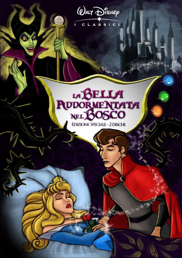 Dessins sur Sleeping Beauty (La Belle Au Bois Dormant) Sleep133