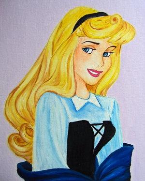Dessins sur Sleeping Beauty (La Belle Au Bois Dormant) Sleep139