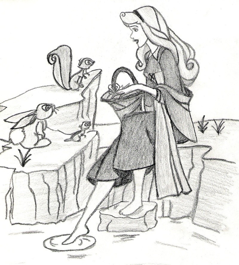 Dessins sur Sleeping Beauty (La Belle Au Bois Dormant) Sleep144