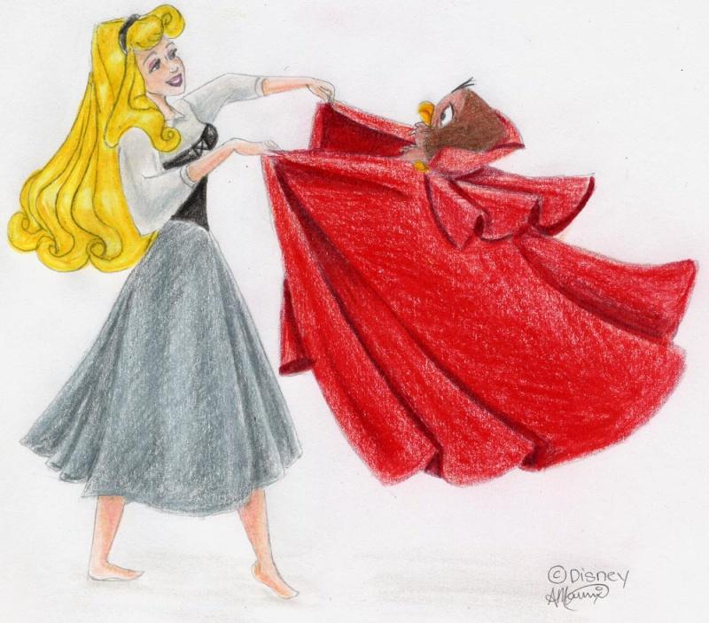 Dessins sur Sleeping Beauty (La Belle Au Bois Dormant) Sleep146