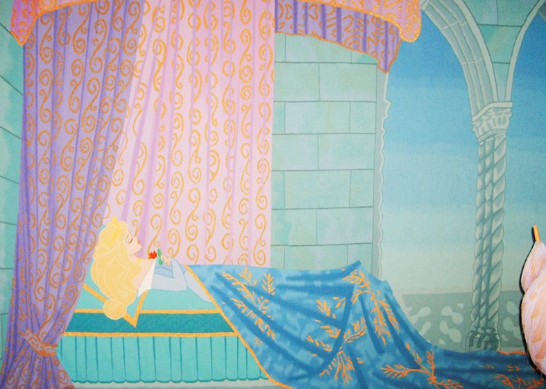 Dessins sur Sleeping Beauty (La Belle Au Bois Dormant) Sleep151