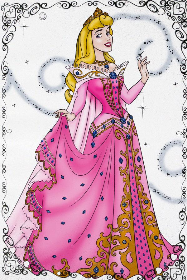 Dessins sur Sleeping Beauty (La Belle Au Bois Dormant) Sleep168
