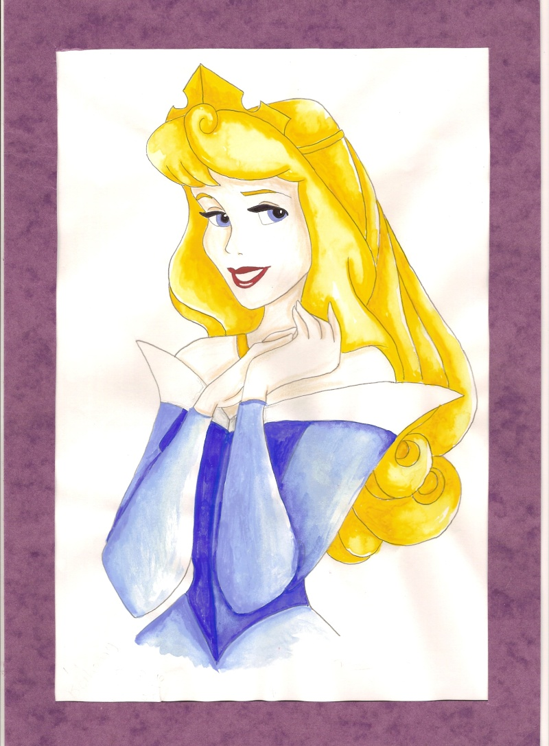 Dessins sur Sleeping Beauty (La Belle Au Bois Dormant) Sleep171
