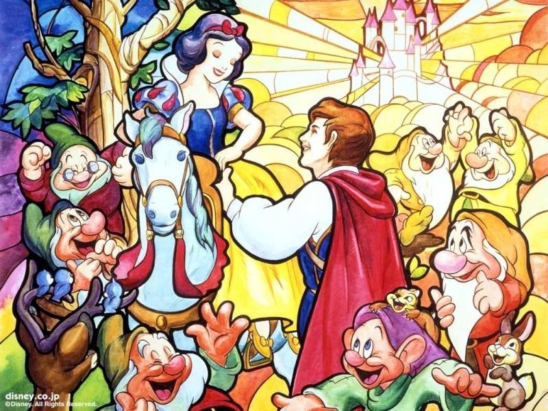 Blanche-Neige et les 7 nains (Snow White and the seven dwarfs) Snow-w10