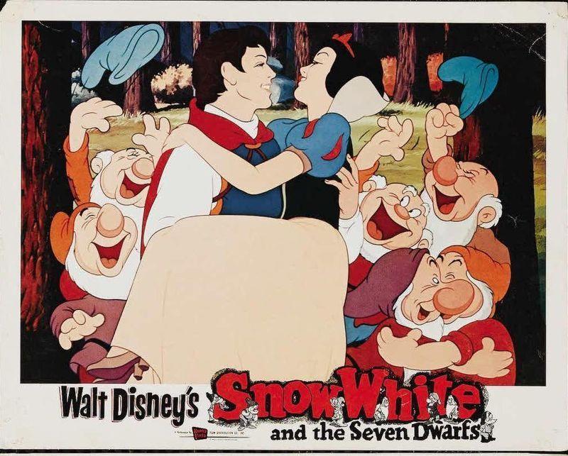 Blanche-Neige et les 7 nains (Snow White and the seven dwarfs) Snow-w12
