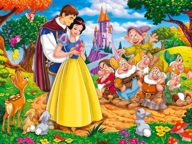 Blanche-Neige et les 7 nains (Snow White and the seven dwarfs) Snow-w14