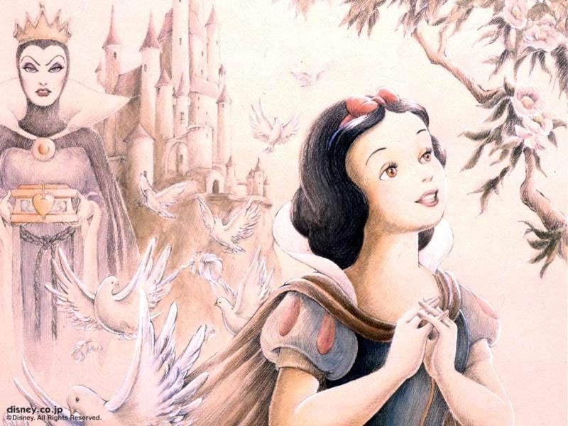 Blanche-Neige et les 7 nains (Snow White and the seven dwarfs) Snow-w17