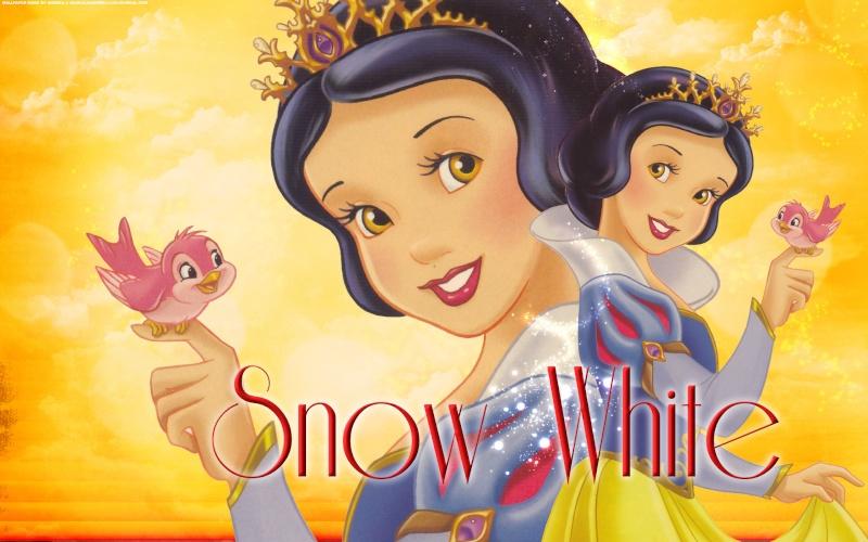Blanche-Neige et les 7 nains (Snow White and the seven dwarfs) Snow-w18