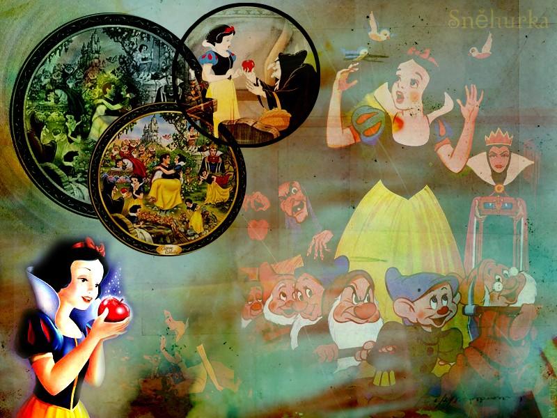 Blanche-Neige et les 7 nains (Snow White and the seven dwarfs) Snow-w19