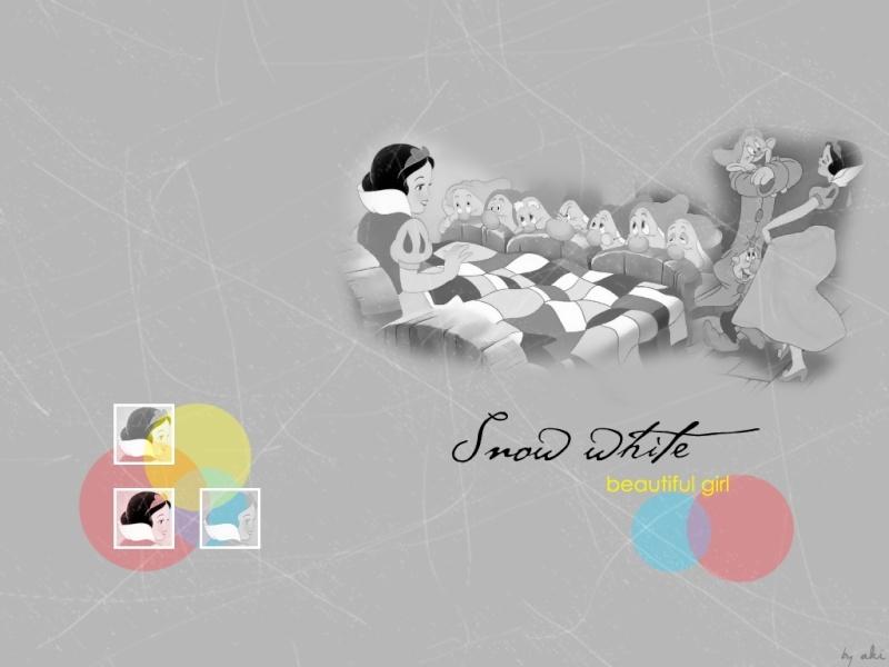 Blanche-Neige et les 7 nains (Snow White and the seven dwarfs) Snow-w20