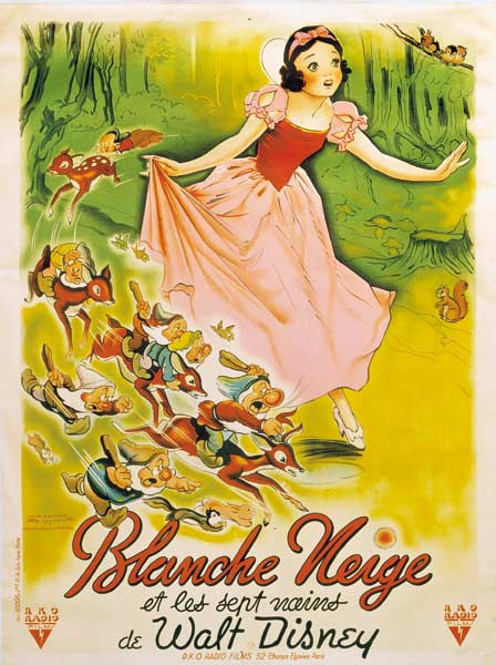 Blanche-Neige et les 7 nains (Snow White and the seven dwarfs) Snow-w24