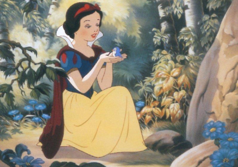 Blanche-Neige et les 7 nains (Snow White and the seven dwarfs) Snow-w25