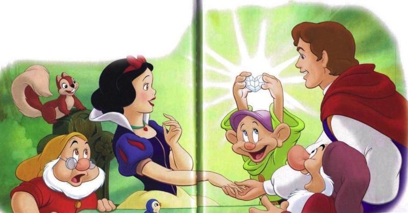 Blanche-Neige et les 7 nains (Snow White and the seven dwarfs) Snow-w28