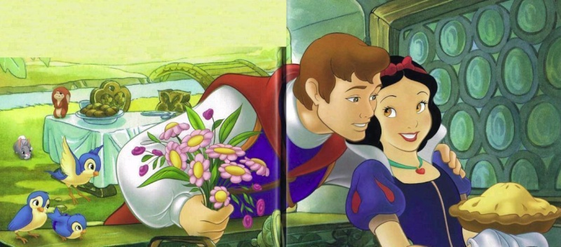 Blanche-Neige et les 7 nains (Snow White and the seven dwarfs) Snow-w31
