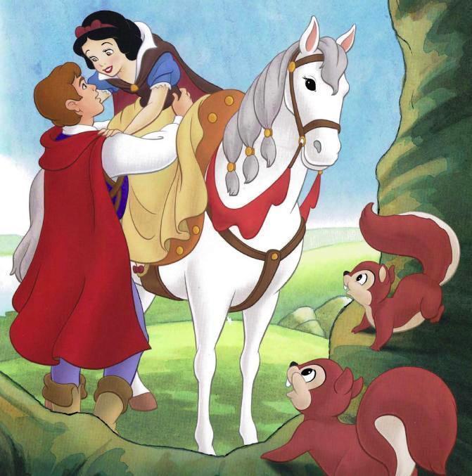 Blanche-Neige et les 7 nains (Snow White and the seven dwarfs) Snow-w32