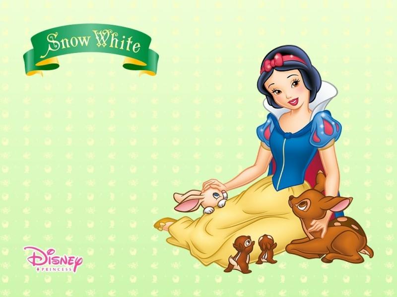Blanche-Neige et les 7 nains (Snow White and the seven dwarfs) Snow-w34