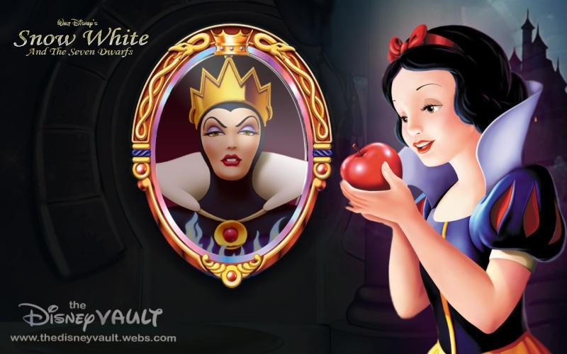 Blanche-Neige et les 7 nains (Snow White and the seven dwarfs) Snow-w35