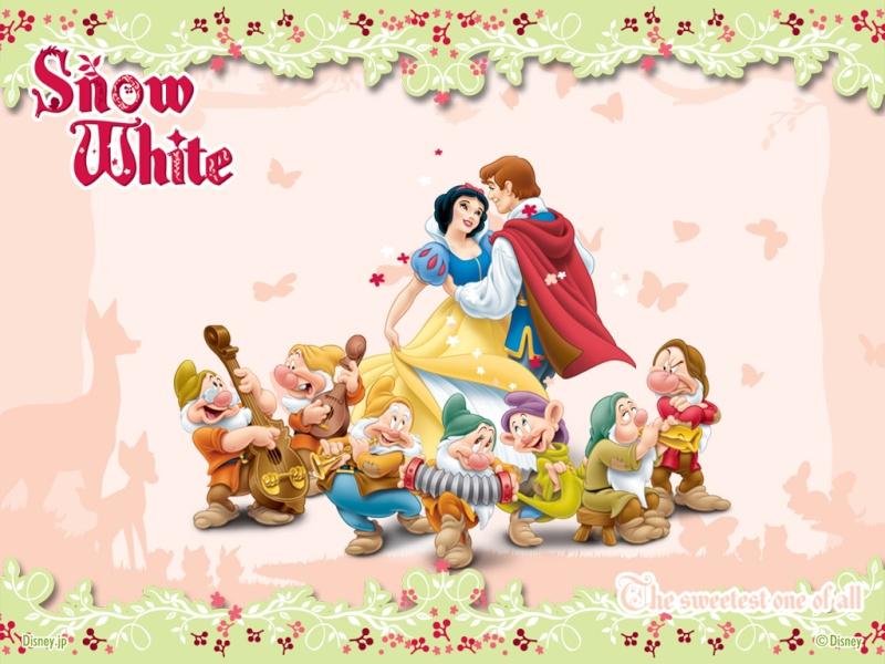Blanche-Neige et les 7 nains (Snow White and the seven dwarfs) Snow-w36
