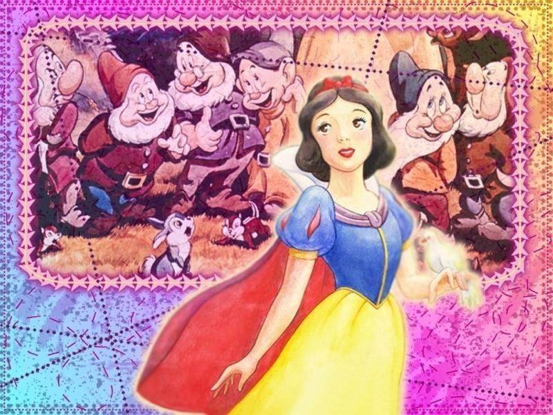 Blanche-Neige et les 7 nains (Snow White and the seven dwarfs) Snow-w38
