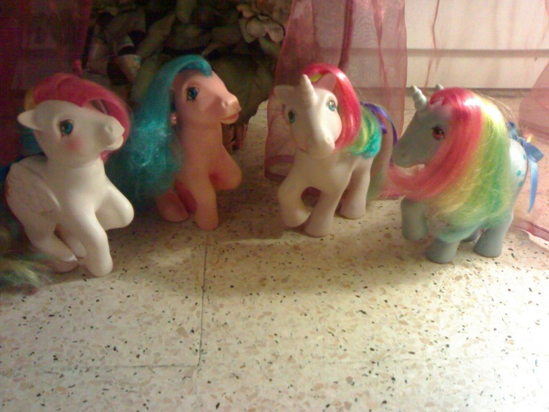 Ma collection Mon Petit Poney G1 puis G5 Starsh11