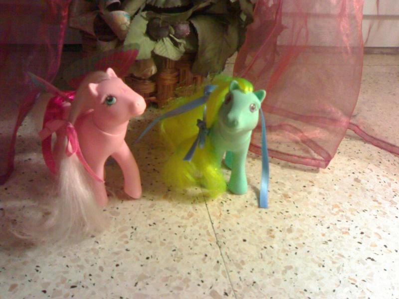 Ma collection Mon Petit Poney G1 puis G5 Sucret10