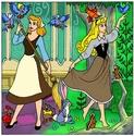 avatars princesses ensemble Cinder11