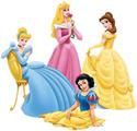 avatars princesses ensemble Disney79