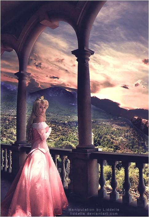 Dessins sur Sleeping Beauty (La Belle Au Bois Dormant) Waking10